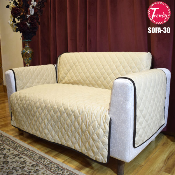 Quilted Sofa Cover 30