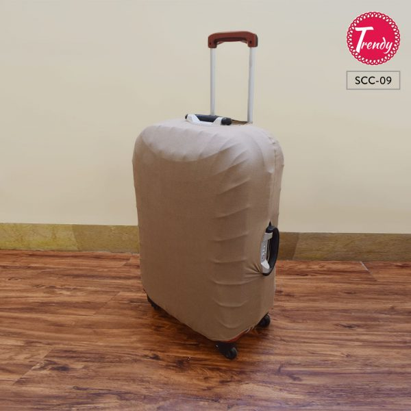 Suit Case Cover Stretchable