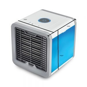 Air Cooler Size