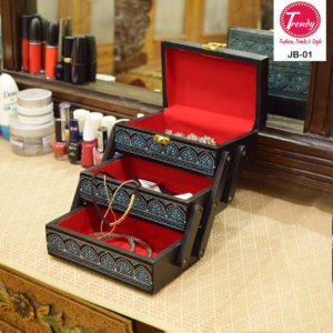 Jewelry Box Lacquer Art