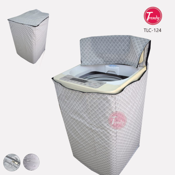 Top Load Water Proof Machine Cover-124