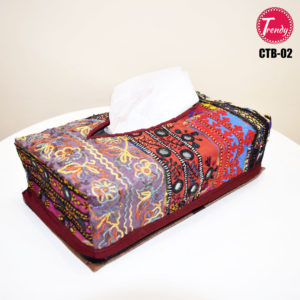 Sindhi Craft Tissue Box