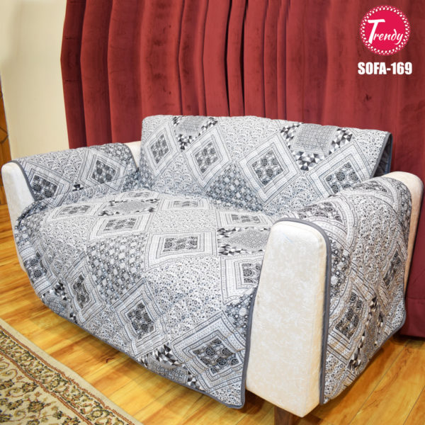 Quilted Sofa Cover 169