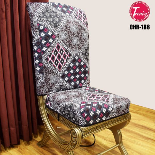 CHR-186 Chair Quilted Cover