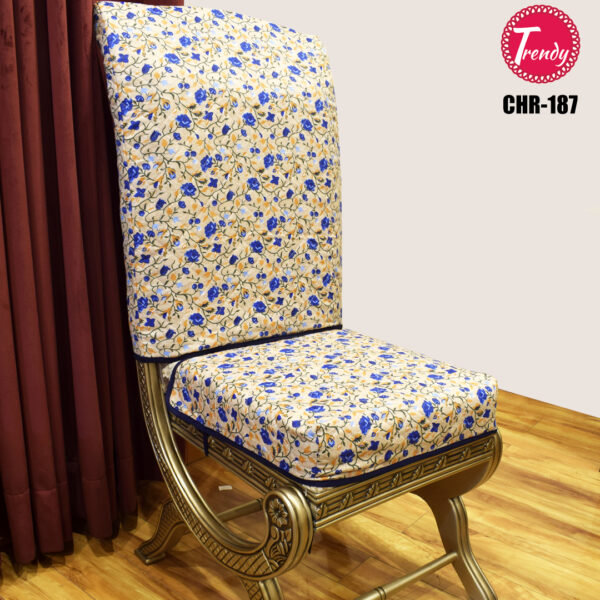 CHR-187 Chair Quilted Cover