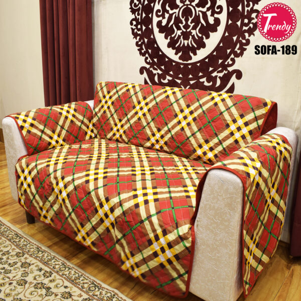 Best Quilted Fabric Sofa-189