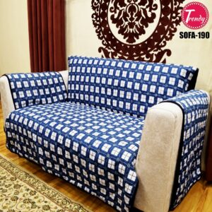 Best Quilted Fabric Sofa-190