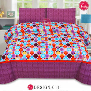 cotton bed sheet
