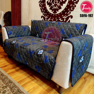 Best Quilted Fabric Sofa-192