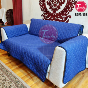 Best Quilted Fabric Sofa-193