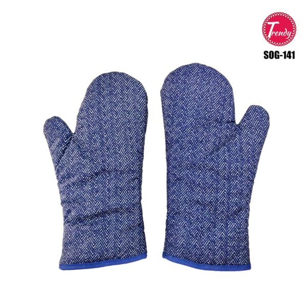 Kitchen Mitts, Cotton Glove Pair SOG 141