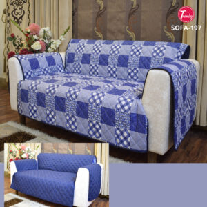 Best Quilted Fabric Sofa Cover Online in Pakistan-197