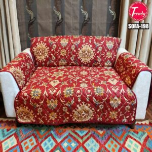 Best Quilted Fabric Sofa Cover Online in Pakistan-198