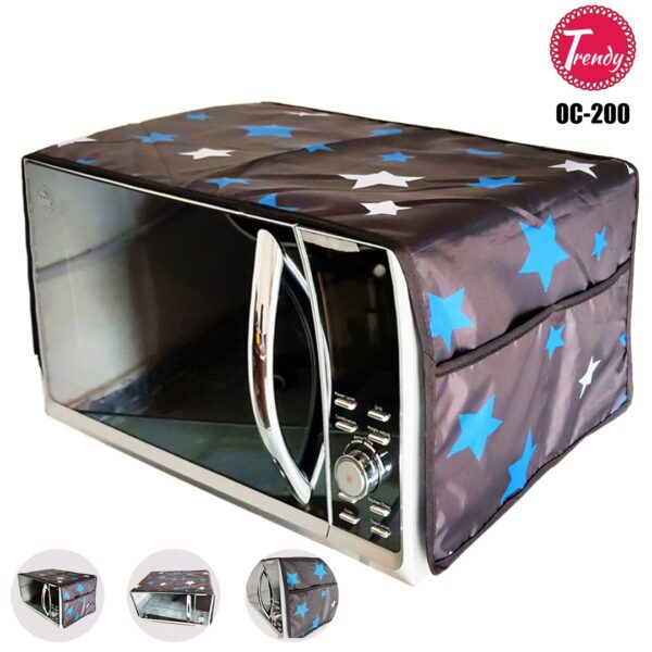 Best Oven Printed Star Design Top Cover OC-200