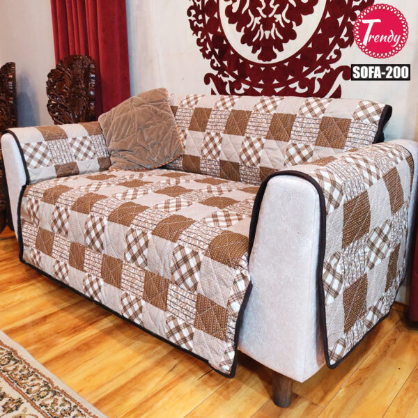 Best Quilted Fabric Sofa Cover Online in Pakistan-200